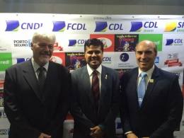 Posse da nova Diretoria do CDL Guarujá
