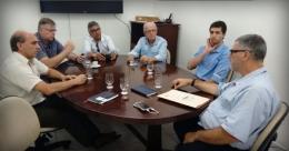 Reunião com a CODESP