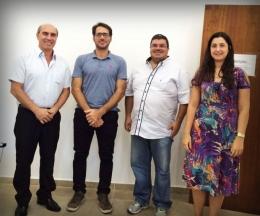 Novo titular da Unidade de Atendimento da Receita Federal em Guarujá
