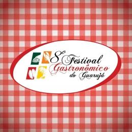 lançamento do 8º Festival Gastronômico de Guarujá.