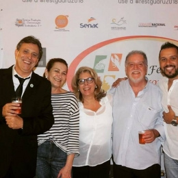 Abertura 9º Festival Gastronômico do Guarujá