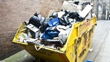Novas regras para a gestão do lixo no comércio