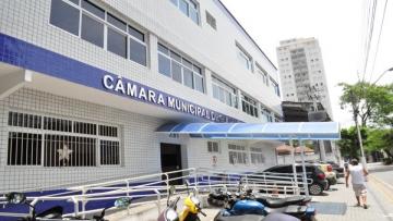 Câmara de Guarujá, abrirá concurso público
