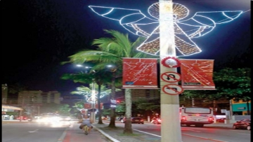 Guarujá Iluminado será lançado neste sábado 02/12