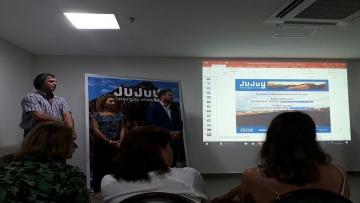 Guarujá recebe comitiva de Jujuy