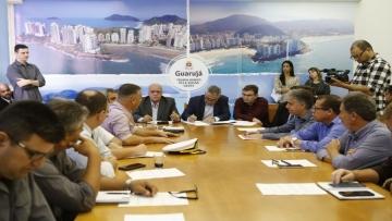 Reunião define propostas para minimizar impactos de acidente na travessia