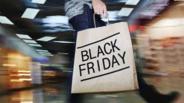 Vendas da Black Friday devem crescer até 3% no varejo físico
