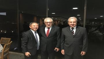 Presidente da Facesp e da ACSP, Alfredo Cotait defende em Brasília a Reforma da Previdência