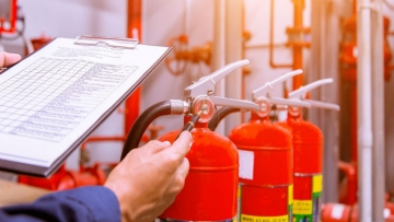 Como preparar seu imóvel para a fiscalização dos bombeiros