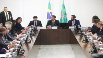 Turismo apresenta pauta estratégica ao presidente da República